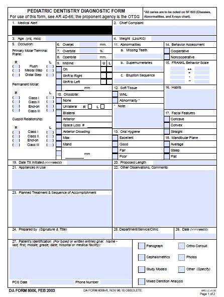 Download da Form 8006 Free