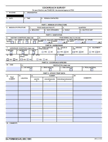 Download da Form 8014-R Free